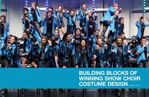 Building Blocks of Winning Show Choir Costume Design