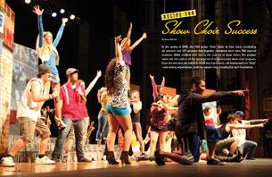 Recipe for Show Choir Success