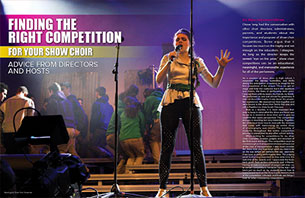 Finding the Right Competition for Your Show Choir