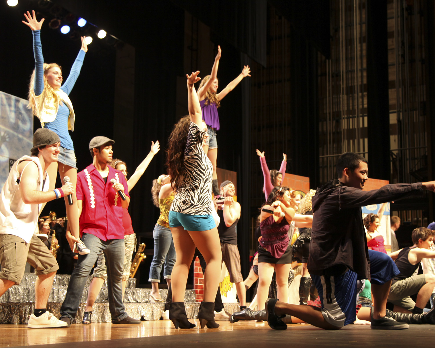 Recipe for Show Choir Success – Productions Magazine